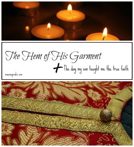 The Hem of His Garment