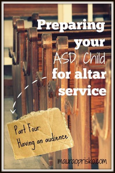 Preparing for altar service pt4